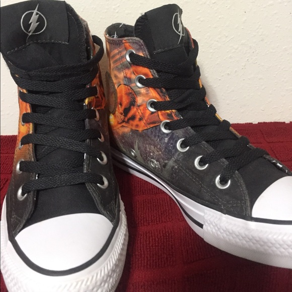 Chuck Taylor Men's The Flash Vol. 1 Converse SZ 4